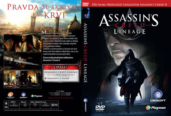 Assassin S Creed Lineage Tv Mini Series 2009 Tainies
